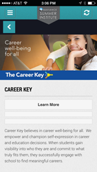 Career Key sponsors Naviance Summer Institute 2015