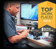 Mountz, Inc. Once Again Selected Top Workplace in the Bay Area