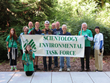 Members of the Church of Scientology Seattle's Environmental Task Force