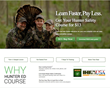 State approved online hunter safety course