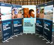 Quadrant2Design donate five new banners to Orbis UK