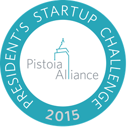 The Pistoia Alliance President's Startup Challenge 2015 logo