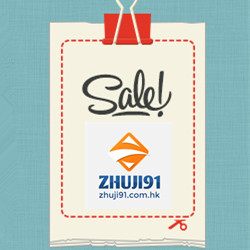 ZhuJi91 lowers its service price down to $4.95/mo
