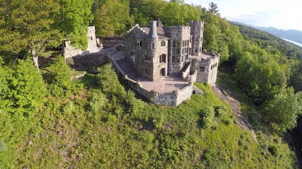 Top Adirondack Real Estate Broker Announces Castle Listing ...