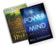 "Kathie Lee Hosts Bill Johnson for Discussion of His Books ""Dreaming with God"" and ""The Supernatural Power of a Transformed Mind"" on Her PodcastONE Show"