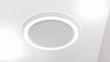 Home NetWerks™ Bluetooth® Bath Fan & Speaker In One with LED Light