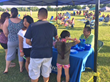 Andrews Federal Credit Union Sponsors Base Backyard Party