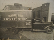 B.Ruth Soffen family business pickle truck
