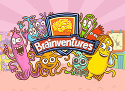 Brainventures iOS app for kids by Kizoom