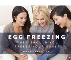 LIV Fertility Center - Egg Freezing
