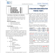 Cs &A Releases the SEMI TIMING Newsletter Specific to the...