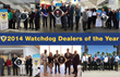 SCCU Honors Local Auto Dealers as 2014 Watchdog Dealers of the Year