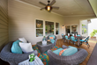 Shea Homes' Redwood Model at Palisades - Back Porch