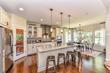 Shea Homes Redwood Model - Kitchen