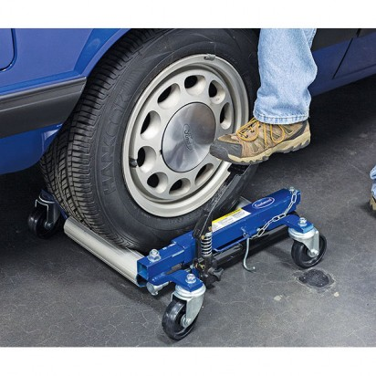 Car Wheel Dolly >> Eastwood Introduces Hydraulic Wheel Dollies that Make ...