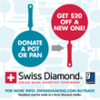 Swiss Diamond Partners with Goodwill® for Nationwide Buyback Program