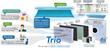 Field Controls TRIO 1000P Portable Air Purifier Up Close
