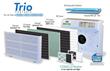 Field Controls TRIO 1000P Portable Air Purifier Filter Details