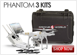 DJI Phantom 3 Kits