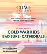 CraveOnline Returns to Comic-Con with Music Festival Event, Featuring...
