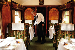 Belmond British Pullman Luxury Train Club