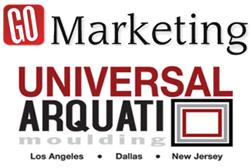 GoMarketing Inc. Designs, Builds New Corporate E-Commerce Site for Universal Arquati