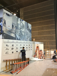 Absolute I&D Installing a Trade Show Exhibit