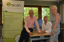 Acquisition, Sicon, Sage Business Partner, Sage 200