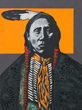"""Fix- Kiowa"" portrait by Nocona Burgess"