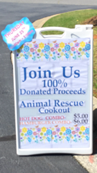 Marietta Dentist and Veterinarian Donate 100% of Fundraiser to rescue animals