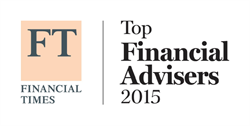 Financial Times' Top Financial Advisers 2015