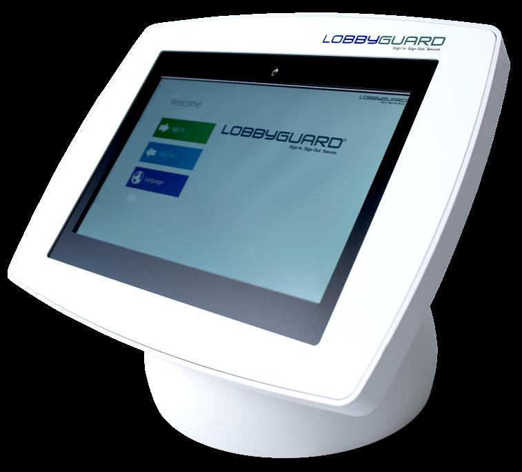 lobbyguard® solutions llc announces the lobbyguard optio
