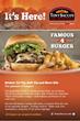Tony Saccos Famous 4 Burger
