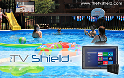 Sale on Weatherproof TV Solution The TV Shield