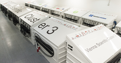 Vienna Scientific Cluster's Oil Immersion Cooled Data Center from Green Revolution Cooling