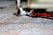 Denim Stitching Demo at The Sewing Machine Group's Miami Showroom
