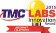 Jive Communications Awarded 2015 INTERNET TELEPHONY TMC Labs Innovation Award