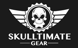 The logo for Skulltimate Gear