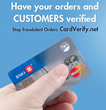CardVerify.net Credit Card Merchant Account Now Integrated with PayPal