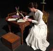 Catherine Glynn as Emily Dickinson