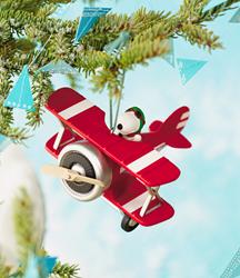 Hallmark Keepsake Ornament: Flying Ace from The Peanuts Movie
