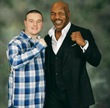 Boxing News and Views Editor with Mike Tyson
