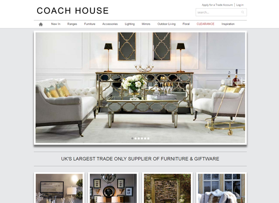 Good How Coach Houseu0027s New Website Design Achieved A 36% Increase In Online  Orders