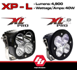 The New Cree XP-L LED Now Comes Standard in the Baja Designs XL Pro & XL-R Pro LED Lights