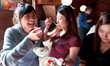 "South Korean Students Visiting Husson University Enjoy Downtown Bangor ""Foodie Tour"""