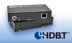HDBaseT extender solutions