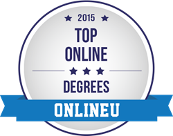 The 2015 Top Online Degrees by OnlineU