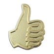 http://www.pinmart.com/thumbs-up-lapel-pin.aspx
