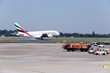 Duesseldorf Airport Announces: Airbus A380 Arrives: Emirates Flies the...