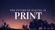 Converting Digital to Print: Shweiki Media Printing Company Presents a Webinar on How Initially Digital Content Can Be Converted to Ultimately Profitable Print Form